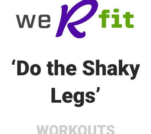 CrossFit Shaky Legs Workout
