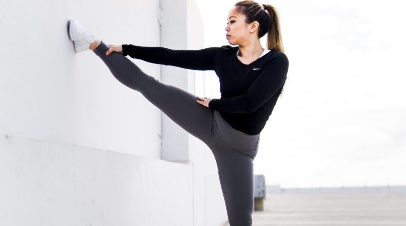 Stretching, Stress, and Anxiety