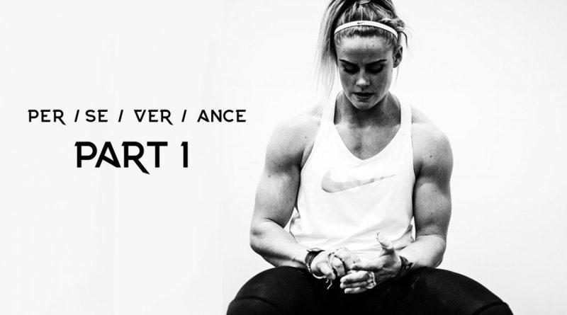 Sara Sigmundsdottir CrossFit Games Perserverance Series - Courtesy of CrossFit