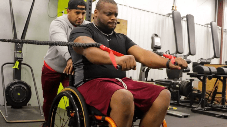 Adaptive Athletes Finding a Home in CrossFit Classes