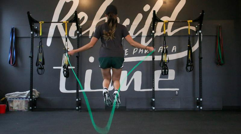 Double-unders are a difficult but important movement to master
