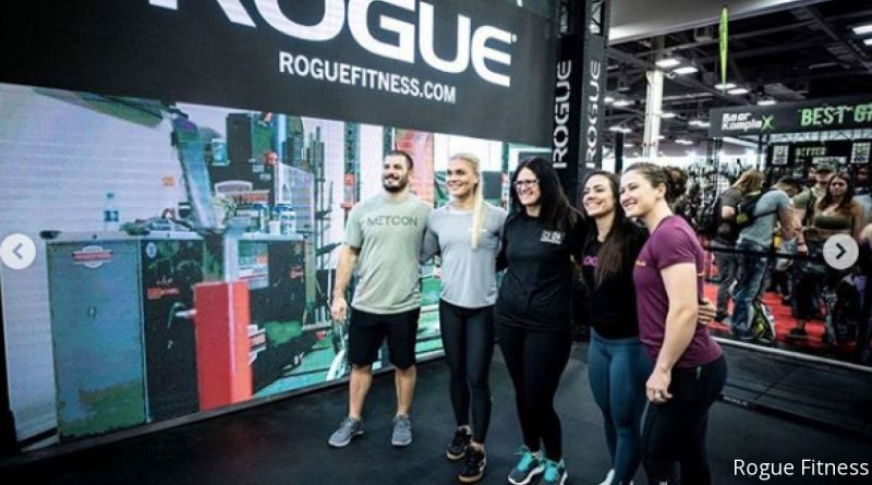 Katrin Davidsdottir, Mat Fraser, and many more attended the Arnold Sports Festival