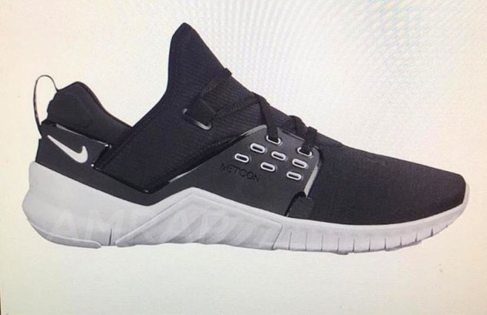 The Nike Free x Metcon 2, as leaked by As Many Reviews as Possible.