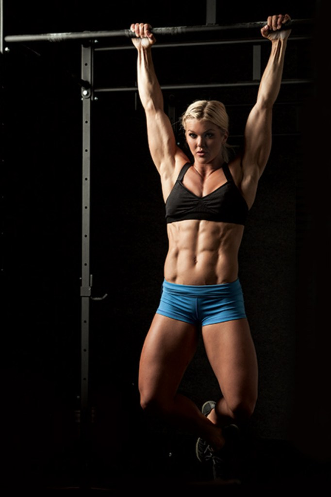 Brooke Ence is one of the most widely-followed athletes in the history of CrossFit. Both because of her media savvy and her personality.