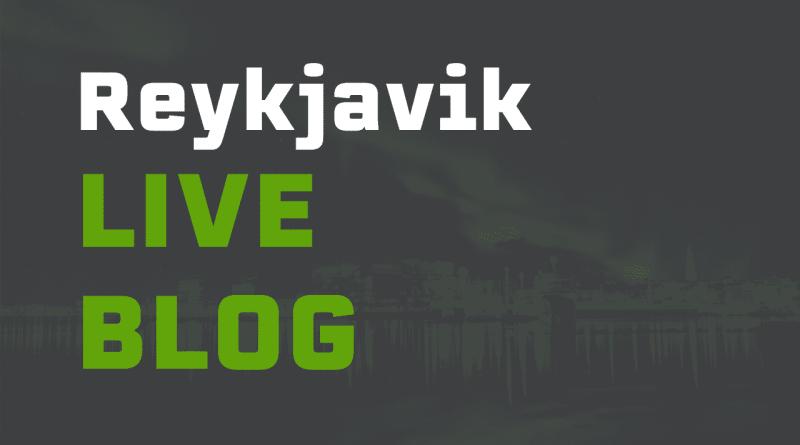 We are live-blogging the Reykjavik CrossFit Championship