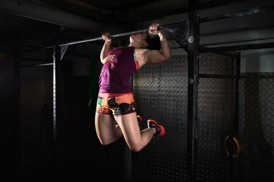Tout sur les buttrefly pull-ups