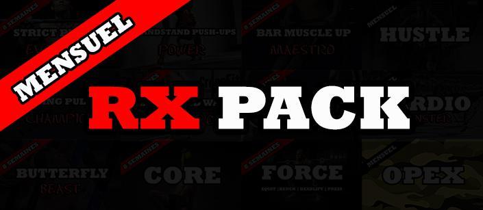 rx pack crossfit