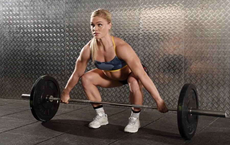 Katrin Davidsdottir n'est pas contente des changements au sein de CrossFit