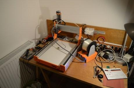 Fraiseuse/imprimante StepCraft 420