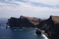 Steilküste am Meer / Madeira