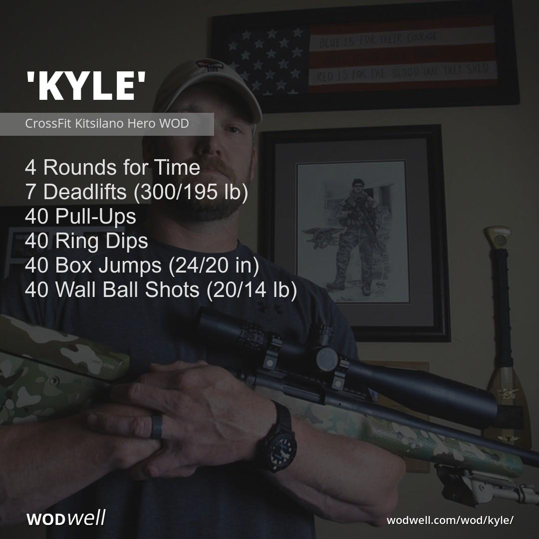 Quot Kyle Quot Wod