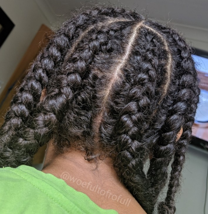 Protective style kids