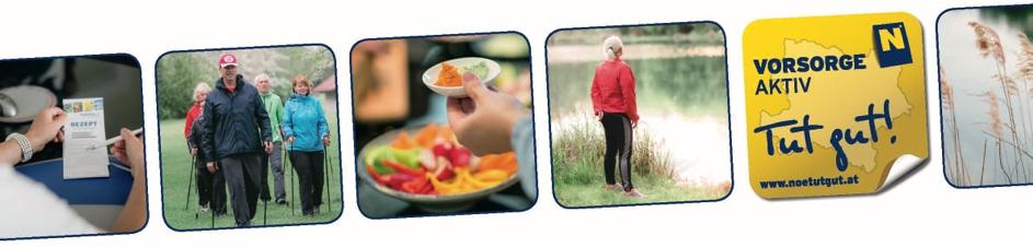 »Vorsorge Aktiv« in Oberwölbling - Gesundheit für mich