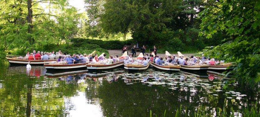 Veranstaltungen im Gartenreich