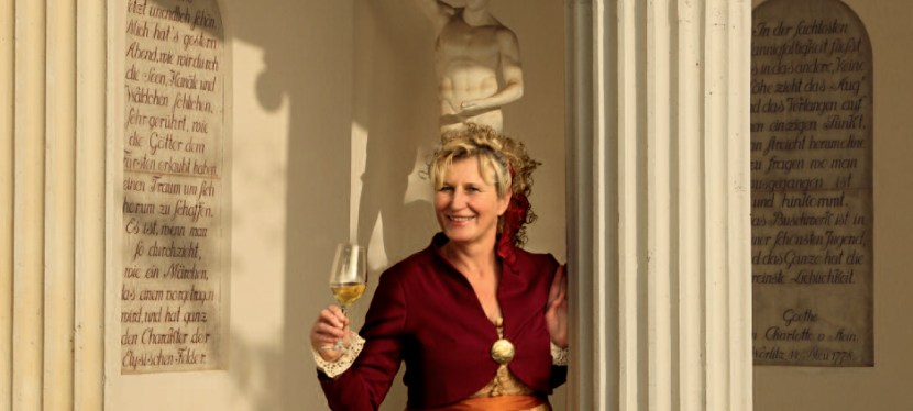 Goethes Weinwanderung