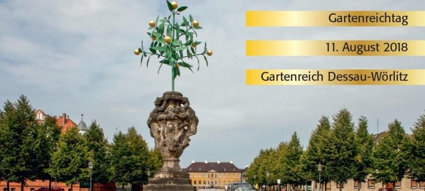 Gartenreichtag im Gartenreich