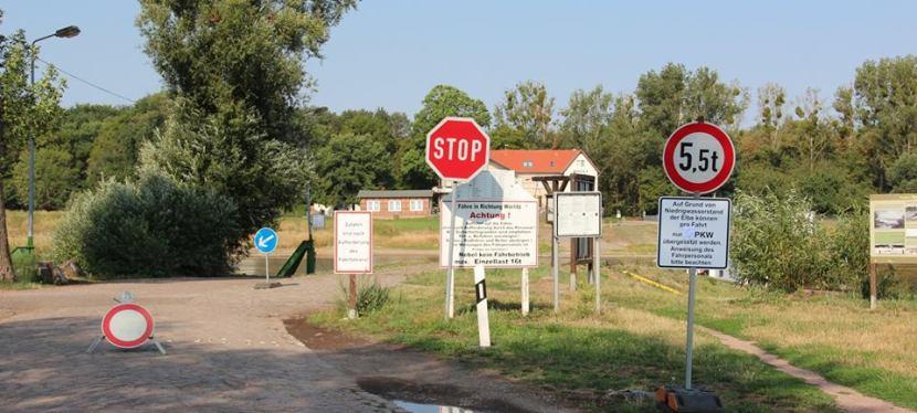 Aktuelle Informationen zum Fährbetrieb Coswig (Anhalt)