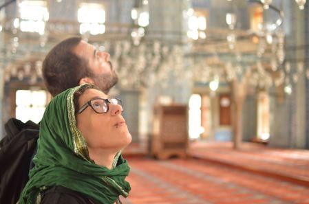 In der Rüstet Pasa Moschee
