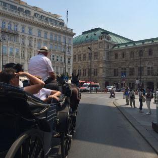 Fahrradfahren in Wien