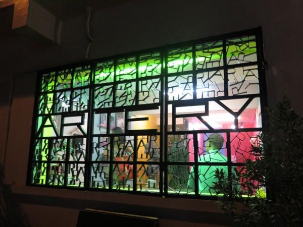 Artery art space, QC