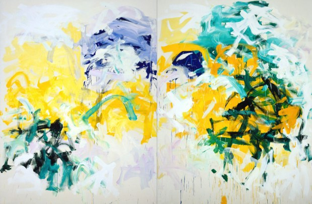 Joan-Mitchell-1987-Untitled