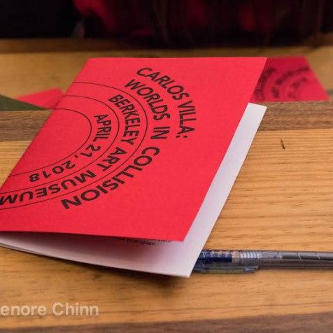 program (photo: Lenore Chinn)