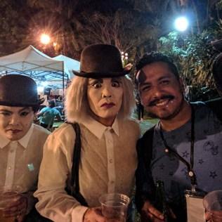 MOB with JoTa, San Diego Gardens, Intramuros