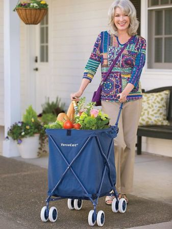 carrinho de compras para mulheres