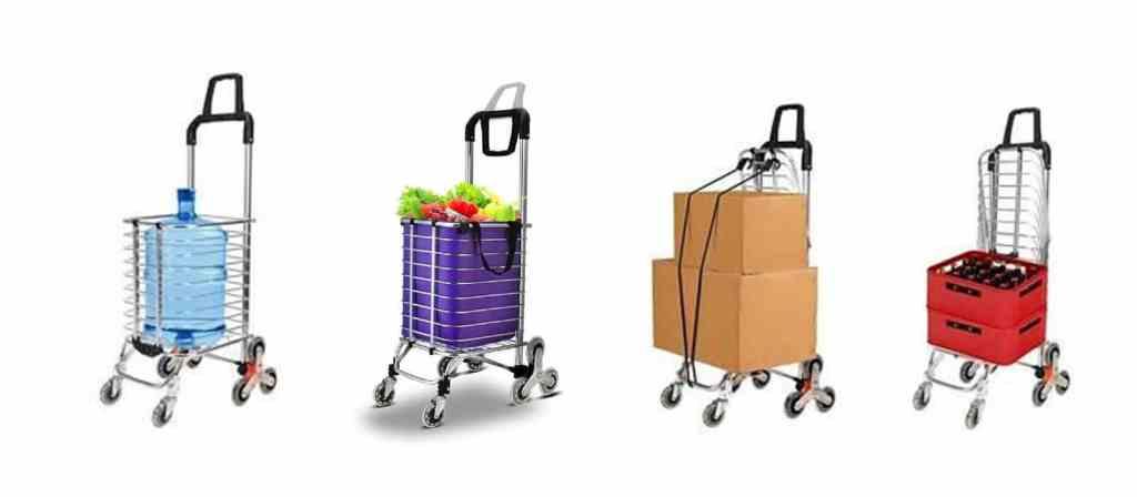 полезност количка за пазаруване