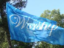 worship-flag