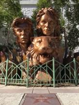 Siegfried & Roy's Star of Fame