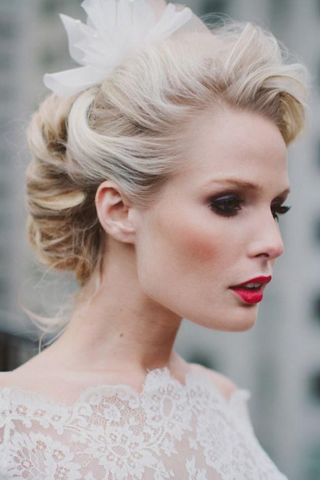 35 Attractive Summer Wedding Hairstyles Inspiration Wohh