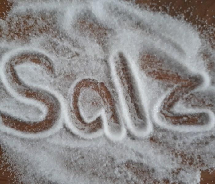 Was Salz mit der Raumfahrt zu tun hat…
