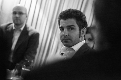 Christian Wohlrabe bei der Gründungsversammlung des cnetz