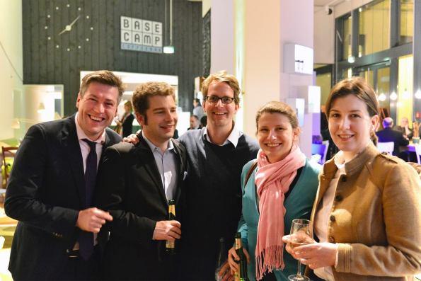 Christian Wohlrabe, Dorothee Bär, Cherno Jobatey, Christian Hartung