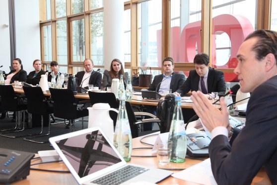 JU-Grundsatzprogramm 2012: Netzpolitik als zentrales Thema