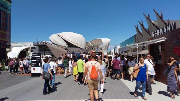 Expo Mailand 2015 - Deutschland