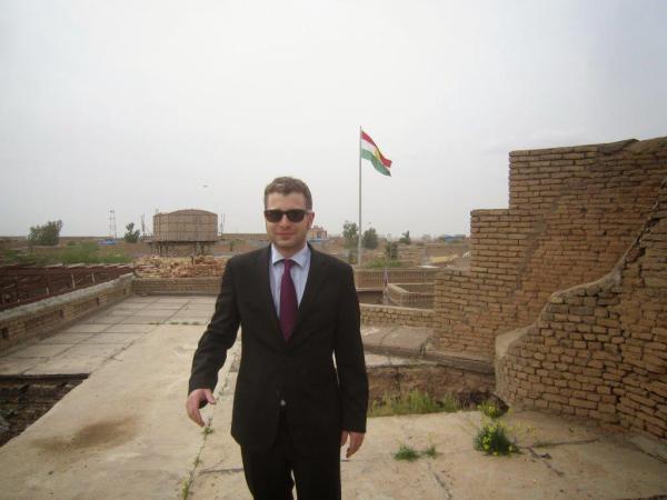 In Erbil, Irak 2012