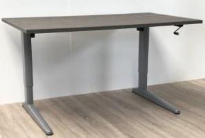 Ikea Hohenverstellbarer Schreibtisch