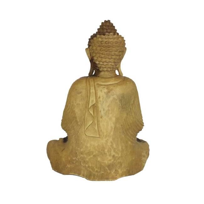 Buddha sitzend & betend