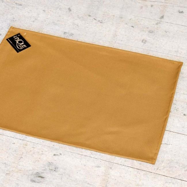 Platzdecke Outdoor 33x48cm Mellow Yellow