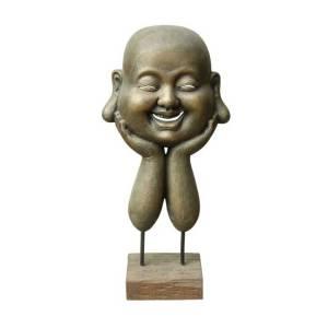 Buddha Kopf Shaolin