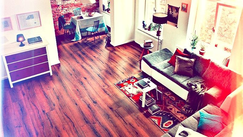 Fußboden Aus Palettenholz ~ Bodenbelag für das kleinsthaus u wohnbu