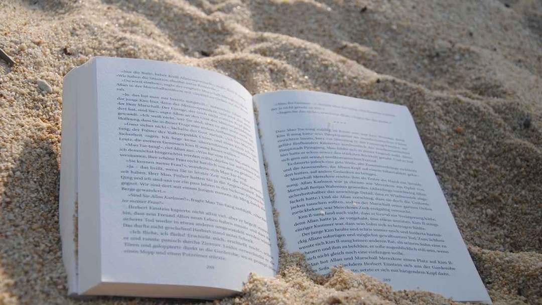 Bücher für die regnerischen Tage im Wohnmobil
