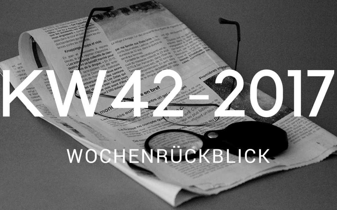 Camping News Wochenrückblick – KW42/2017