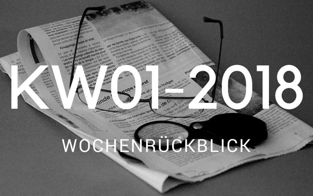 Camping News Wochenrückblick – KW01/2018