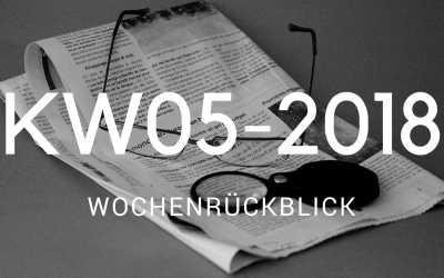 Camping News Wochenrückblick – KW05/2018