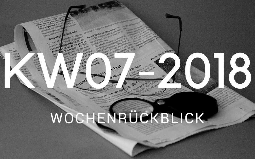 Camping News Wochenrückblick – KW07/2018