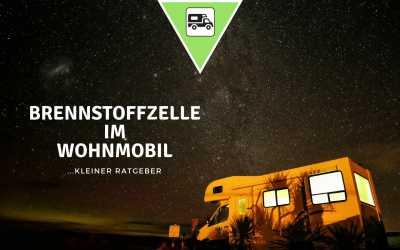 Brennstoffzelle Wohnmobil