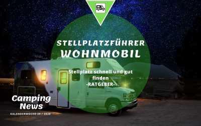 Camping News Wochenrückblick – KW20/2020
